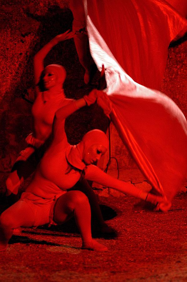Diario Información | Banyeres escenifica «La llegenda de Sant Jordi»